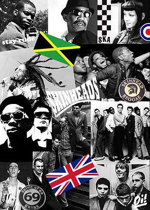 2 tone ska skinheads stay rude 1969