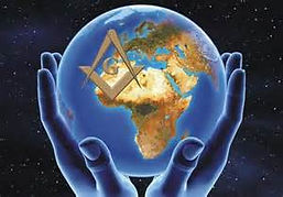 freemason globe