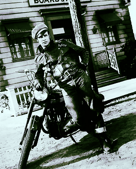 Marlon Brando The Wild Ones Movie