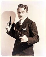james cagney revolvers