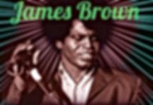 james brown merchandise