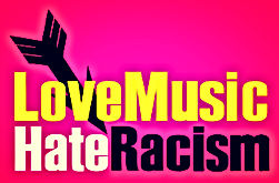 anl Love music hate racism