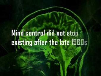 mind control 1960's