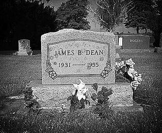 James Dean Headstone