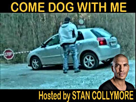 come dog with me hosted by cannocks own stan collymore