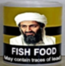 Osama Fish Food
