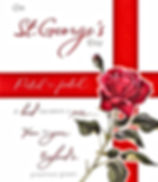 george day greeting cards wishes celebrations uk festival