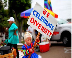 lgbt we celebrate diversity