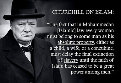 churchill on islam mohammedan law