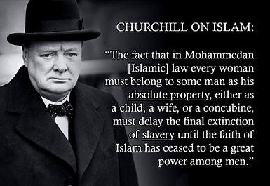 churchill on islam mohammedan law