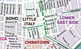 nyc little italy map