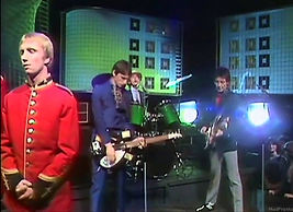 the eton rifles top of the pops