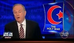 bill o'reilly the holy war