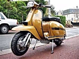 lambretta GP/DL