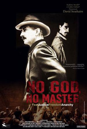 No God No Master poster