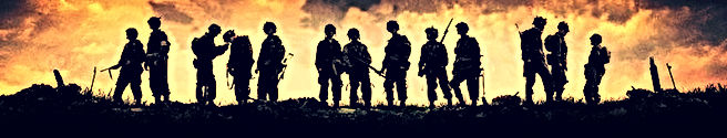 Sunset Marines Vietnam