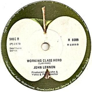 working class hero apple