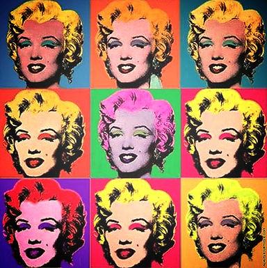 Andy Warhol Marilyn Monro