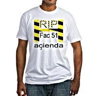 RIP HACIENDA FAC 51 T SHIRT