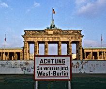 ACHTUNG WEST BERLIN