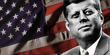 jfk mr president usa flag