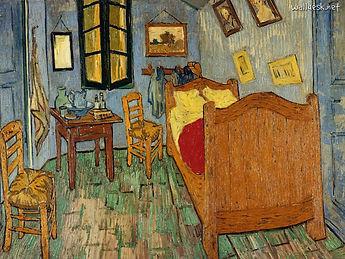 Van Goghs Bedroom Van Gogh