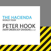 the hacienda world tour peter hook