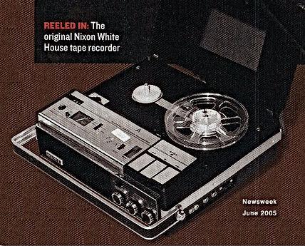 white house recorder