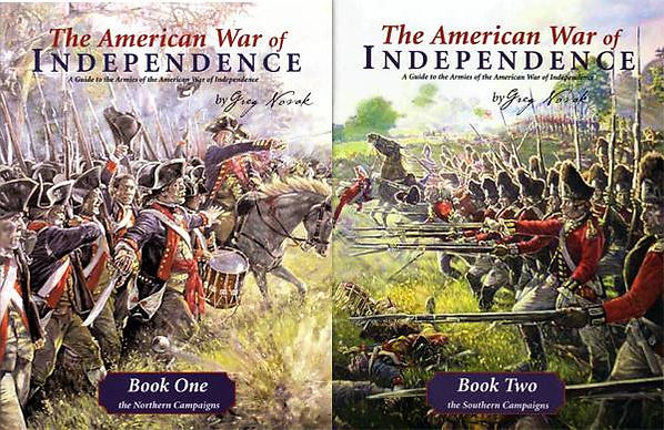 The AmericanWar of Independence Book 1 and 2