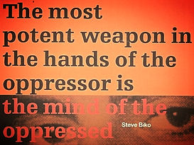 the mind of the oppressed steve biko