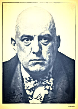 Aleister Crowley 1912