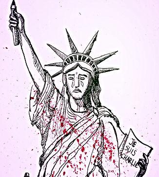 Je Suis Charlie Liberty Tears