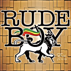 rude boy lion