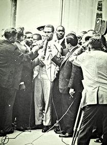 Malcolm X NYWTS