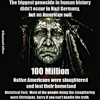The Biggest Genocide In Human History