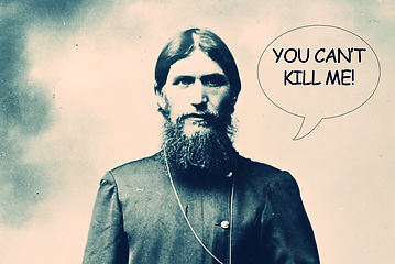 Rasputin You Cant Catch Me