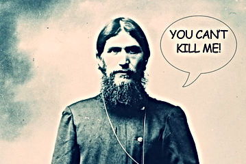 Rasputin You Cant Catch Me