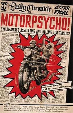 Motorpsycho Poster