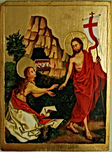 jesus christ and mary magdalene married