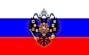 russia romanov flag