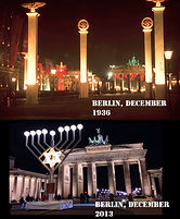 berlin then and now 1936 2013