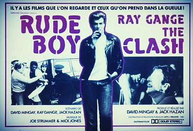 rude boy ray gange the clash