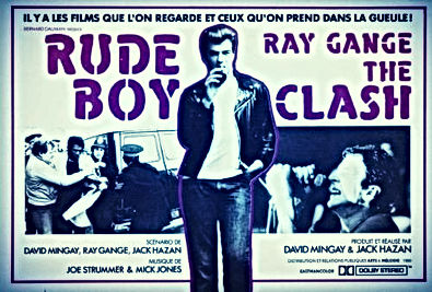rude boy ray gange the clash