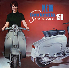Lambretta Special 150