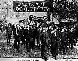 work or riot