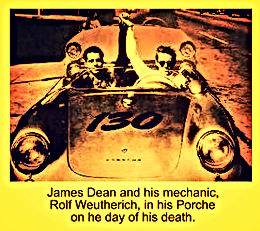 James Dean And His Mechanic