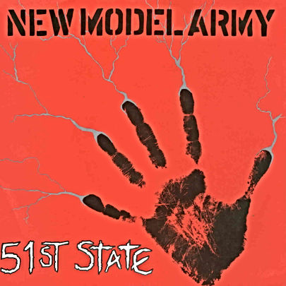 new model army 51st state of america single