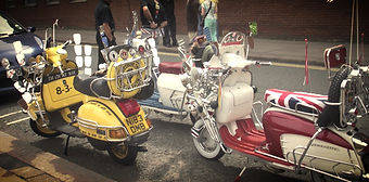 temple street wolverhampton classic scooters