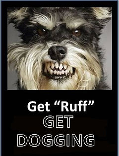 get ruff get dogging