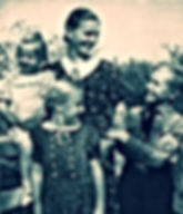 nazi propaganda photo mother with children